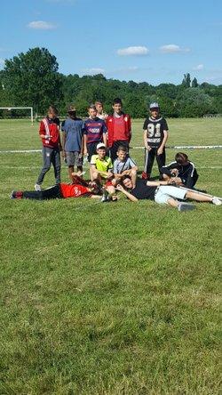 Tournoi FC Rémois U8/U9-U10/U11 Dimanche 18 juin  2017-1ère partie - FC REMOIS