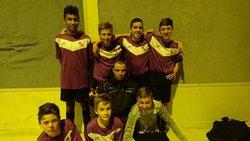 Tournoi Futsal Bonneval 2017 Fc Rémois U15 - FC REMOIS