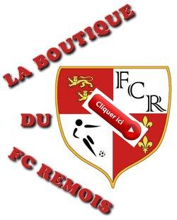 La Boutique en ligne du FC REMOIS - FC REMOIS
