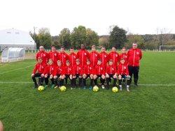 Le groupe U14/U15 - FC REMOIS
