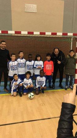 tournoi Pierre Bénite 21/01/2018 - Football Club ROULE MULATIERE