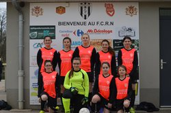 FCRN - US Quevilly -  21/03/2015 - Football Club du Roumois Nord