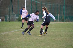 FCRN U18F DU 21/03/2015 - Football Club du Roumois Nord