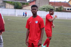 PHOTOS U17A/CDM 21//05/2017 - F.C.ROMAINVILLE