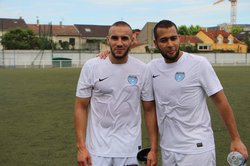 SENIORS CDF FC ROMAINVILLE-SEVRES   4/2 - F.C.ROMAINVILLE