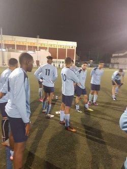 U19 FC ROMAINVILLE-FONTENAY - F.C.ROMAINVILLE