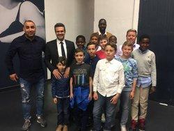 LE FC ROMAINVILLE AU CANAL FOOTBALL CLUB - F.C.ROMAINVILLE