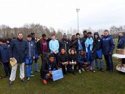 TOURNOI U15 CHAUMONT 2018 - F.C.ROMAINVILLE