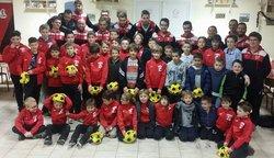 Ecole de foot Saison 2015/2016 - FC ROUILLAC