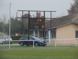 18-11-2017 Match contre Lacajunt - Football Club Saint Martin de Seignanx