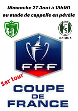 coupe de france - 1er tour-