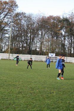 U11 le 25/11/17 A ST CORNEILLE - FOOTBALL CLUB DE SAINT CORNEILLE