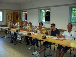 Assemblée Générale et travaux au stade - FC SAINT MESMIN