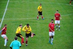 FC Tarare 2-USF Tarare 2 : Arrêt sur images--même pas touché !  - Football Club Tarare