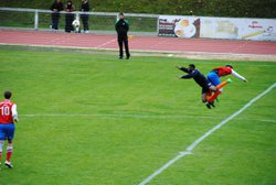 FC Tarare 1- Mayotte : arrêt sur images  - Football Club Tarare