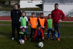 Stage de vacances de mars 2014 - Football Club Tarare