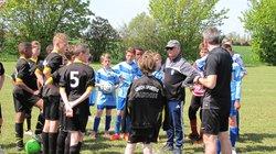 U13A de Thue et Mue FC à Authie - Thue et Mue Football Club