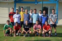 LA REPRISE du 27/07/2015 - Football Club Tartas St Yaguen