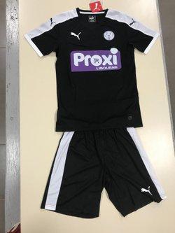 Nouveaux maillots et joggings - FOOTBALL CLUB VILLEGOUGEOIS