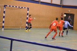 COUPE DE L'AISNE FUTSAL U13 - F.C VILLERS COTTERETS