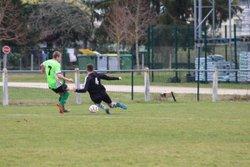12/02/2017 (D4) - FCV B / Le Bugue-Mauzens - Football Club Vernois