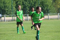 09/09/2017 (Match amical) - FCV U15 / Notre Dame de Sanilhac B - Football Club Vernois