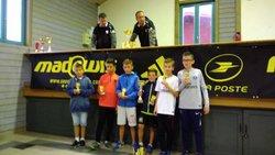 tournoi as h combe u13( 5eme place) - Football Club Villargondran
