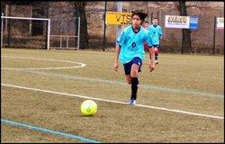 u17ent2-aiguebelle (photo footeo modane) - Football Club Villargondran 1974