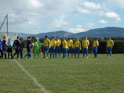 Match en retard de la une Contre St Nazaires - FC Villedubert