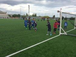 PLATEAU U11 AVEC L'USCD - FONTAINE LES DIJON FOOTBALL CLUB