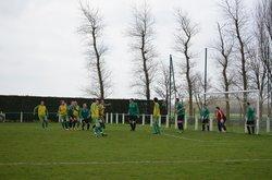 Dimanche 15 Avril 2018  ~ Senior C FJEP Fort-Vert   - Blériot - FJEP FORTVERT FOOTBALL