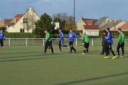 MATCH AMICAL GROUPE 1 - BEAU MARAIS 2 - FJEP FORTVERT FOOTBALL