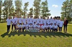 dimanche 21 Mai 2017 ~ Goupe 1 : Pot  de la Montée du groupe - FJEP FORTVERT FOOTBALL