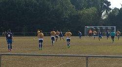 Belle reprise - Football Olympique Leymentais