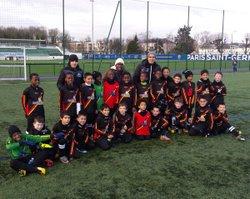 U8/U9 Espérence aux Camp des Loges - AS FONTENAY-LE-FLEURY FOOTBALL