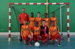 Finales de Coupe des Yvelines Futsal - AS FONTENAY-LE-FLEURY FOOTBALL