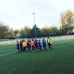 Entrainement Perfectionnement Gardien U13 - AS FONTENAY-LE-FLEURY FOOTBALL