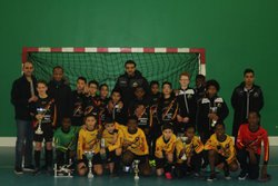 Macron's CUP Arno Dambra U13 - AS FONTENAY-LE-FLEURY FOOTBALL
