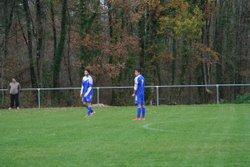 Match amical contre U18 villebois/montmoreau - U16/U18 VINDELLE