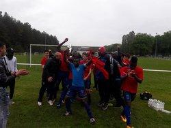 Les U18 incroyables gagnent la Finale du district !! La preuve... - Ecole de foot FOOTHISLECOLE