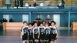 Les u11 de Foot Sud 74 Vice champion départemental - FOOT SUD 74