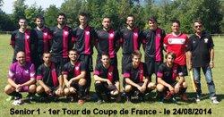 Coupe de France 2014/2015 - FR.Allan Football