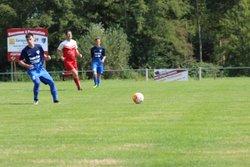 Match amical : FR PONTVALLAIN - US VION - FRANCAISE DE PONTVALLAIN