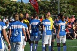 Retour sur la finale féminine de Majorque - SELECTION FRANCE GENDARMERIE