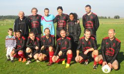 Match Amical FROC - LES CHEMINOTS - FOYER RURAL OLLE CLUB