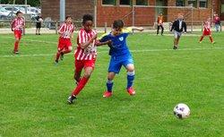 AFL Cup : les U13 clôturent une saison de rêve ! - Football Sud Lozère