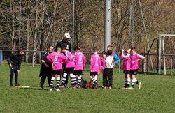 U13 FSL contre Bagard/Ribautes les Tavernes. 11 mars 2017. - FOOTBALL SUD LOZERE