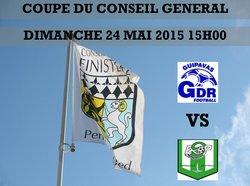 Coupe du Conseil général : Guipavas GDR 2 - Plouguerneau E.