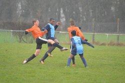 U14 - AS Chelles - GATINAIS VAL DE LOING FC