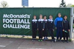 U13 - McDonalds Challenge - 04 Avril - GATINAIS VAL DE LOING FC
